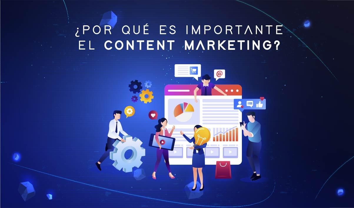 ¿Por qué es importante el Content Marketing?