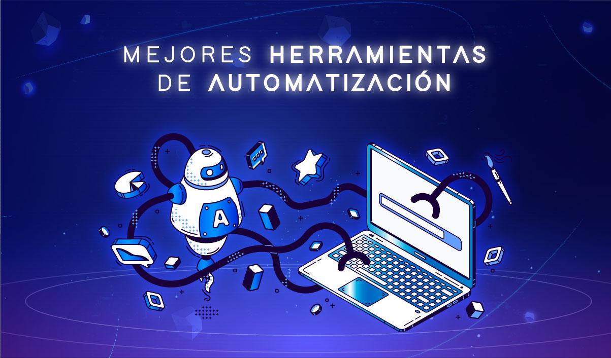 Mejores herramientas de automatización 2020